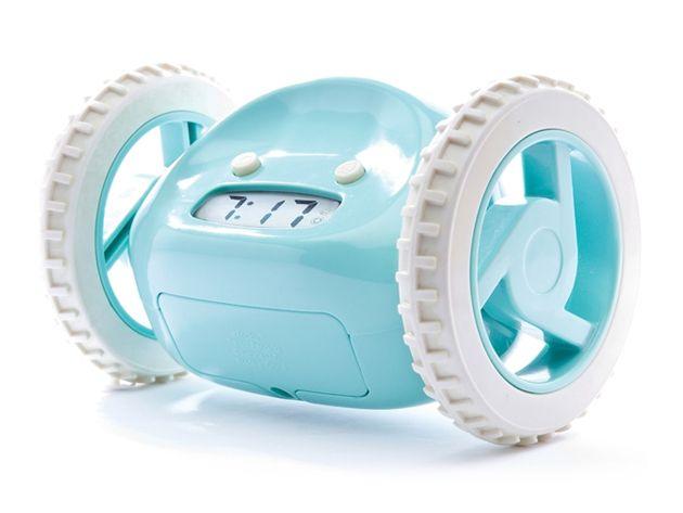 Clocky Alarm Clock, Beat Your Snooze Addiction with the Alarm That Runs Away