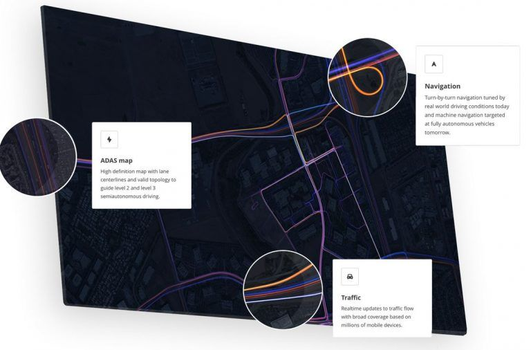 Mapbox Announces the Open Source Mapbox Drive lane guidance