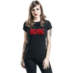 Photo of Ac/dc Red Logo T-Shirt