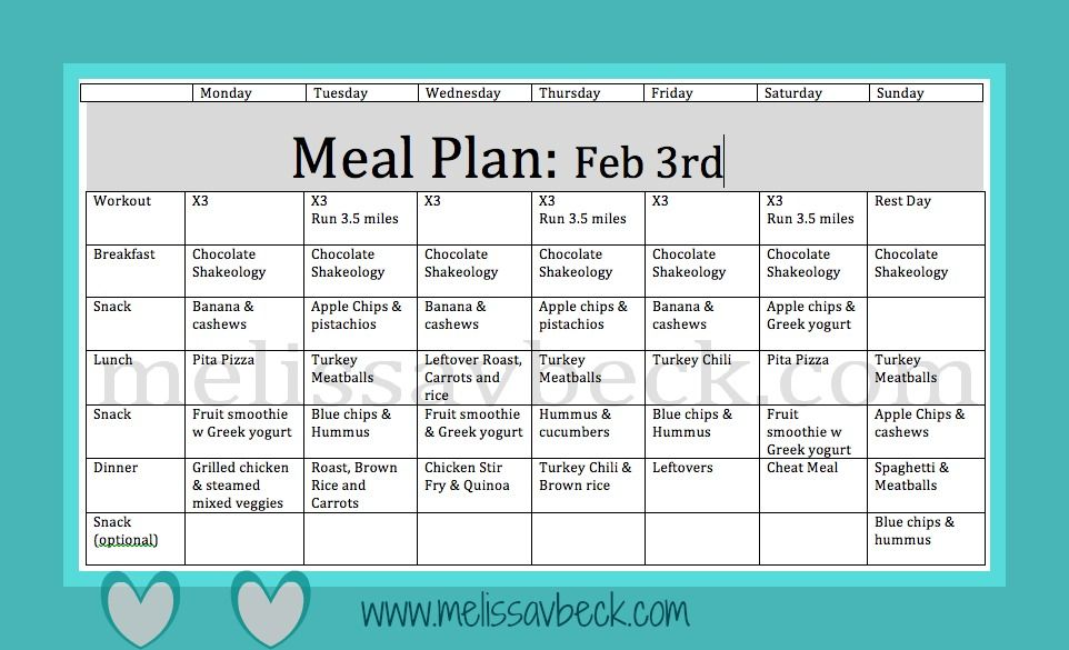 Meal Plan Clean Eating Recipes Weight Loss Fast And Easy Meals On A Budget 0 Motivation Wholebodyfitness I Love Planning To Succeed