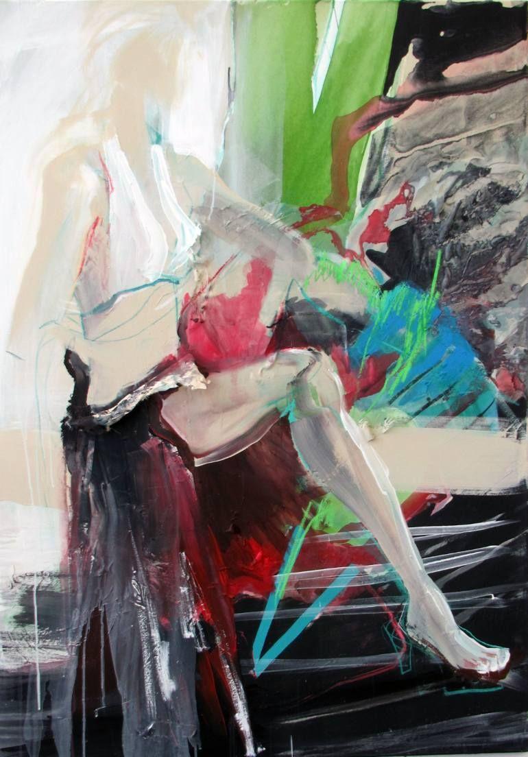 Theatre Conny Verellen Painting, Saatchi art, Art