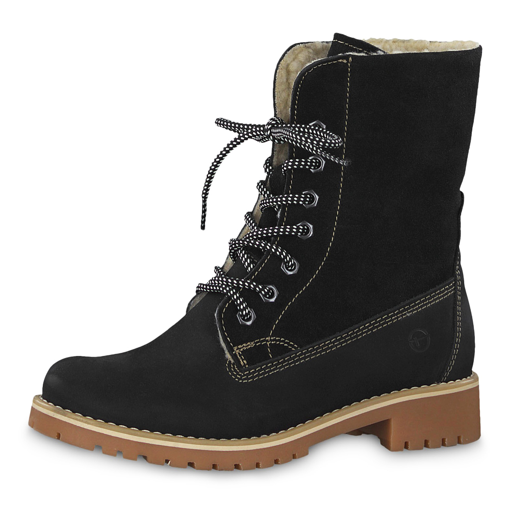 Tamaris Damen Winter Stiefel 26443 Boots schwarz