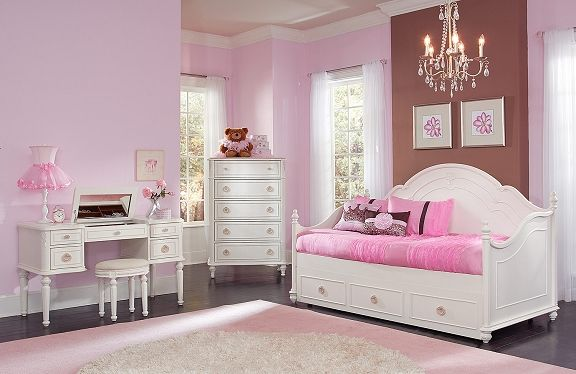 Bouquet White Ii Kids Furniture Collection Value City Furniture
