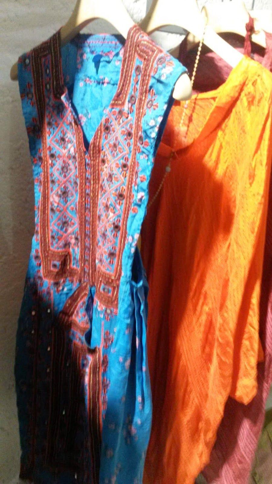 Balochi dress by Elizabeth the First    http://margotgarage.blogspot.it/2014/10/balochi-style.html
