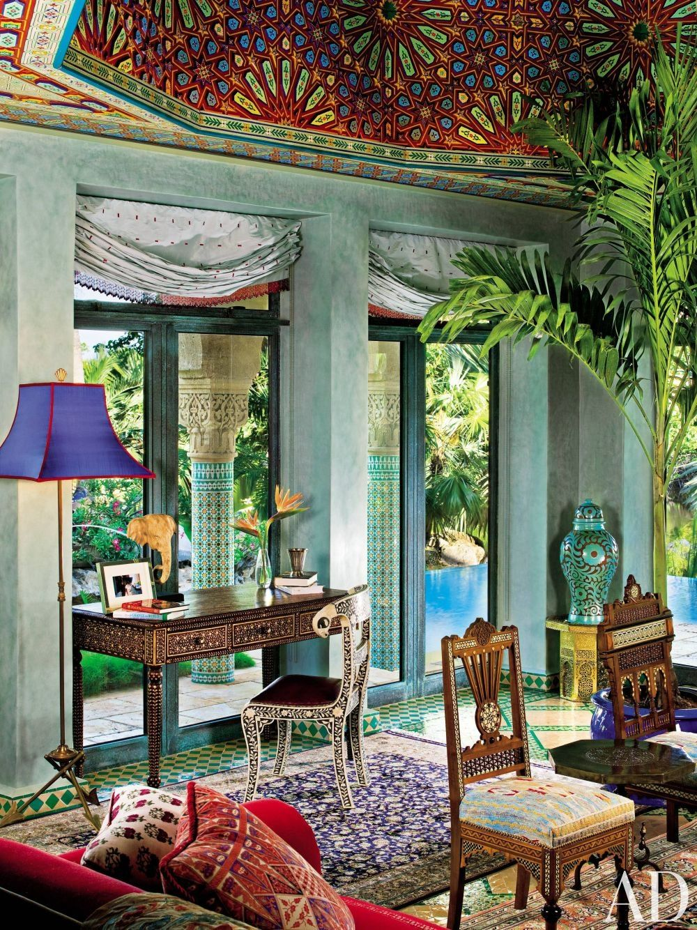 Moroccan Decorating Living Room Take A Trip To Morocco 7 Tips To Nail This Exotic Decorating