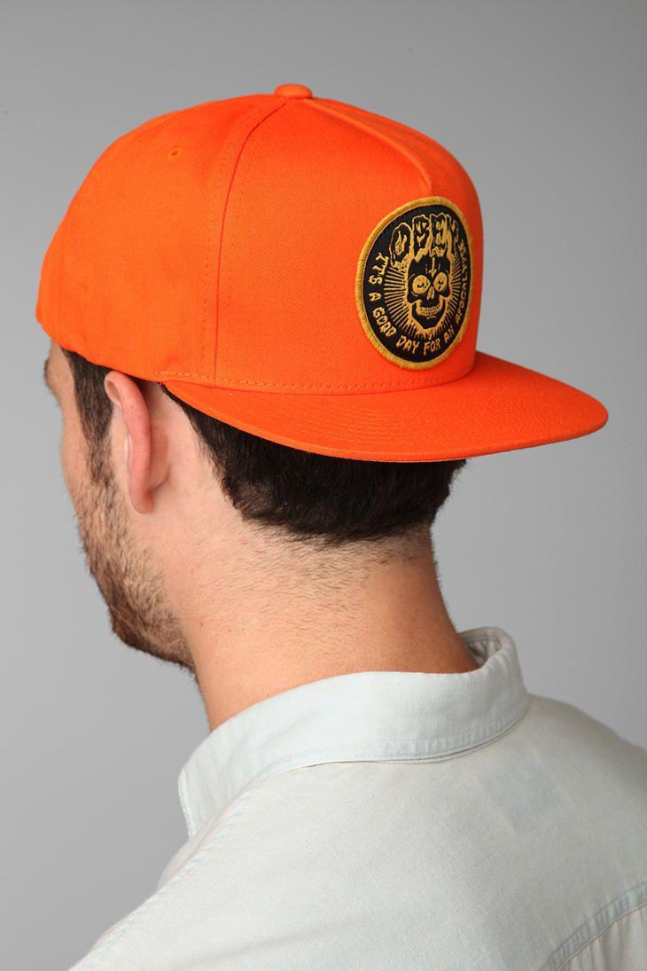 79d9a9958ef OBEY Metal Snapback Hat