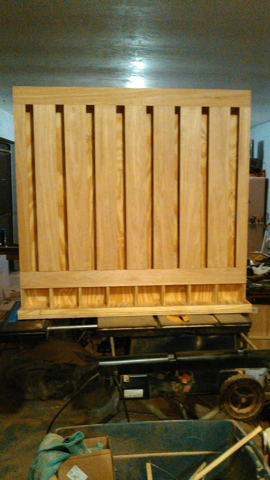 Can goods storage rack 1 sheet 12 and a 12 sheet of 1