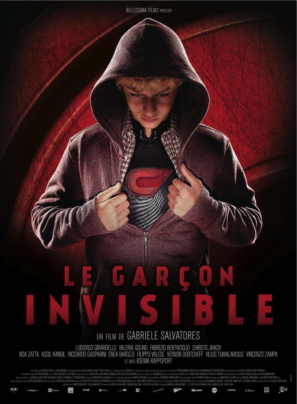Le Garçon Invisible Film, Film comédie, Films complets