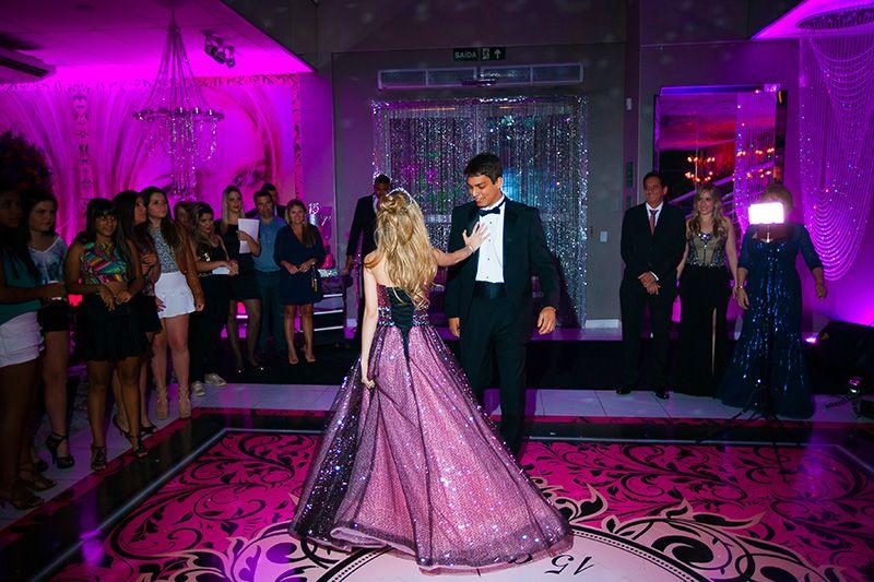 b5910a11c Festa rosa ♥ Isabelle – Inesquecível Festa 15 Anos | #Pink: cosas ...