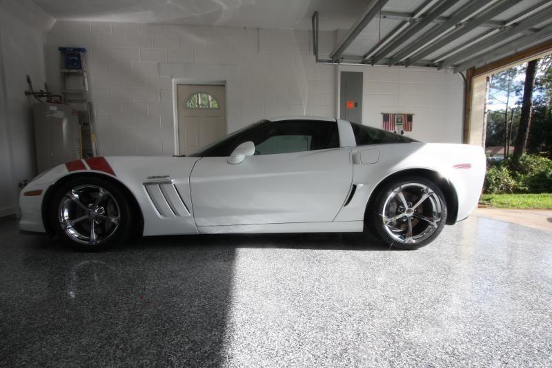 2011 Arctic White Grand Sport Coupe 3lt 2011 Corvette Coupe For Sale Palm Coast Florida Corvette Corvette For Sale Corvette Grand Sport