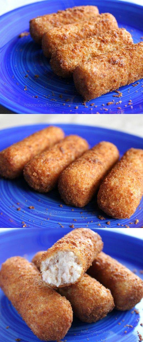 Croquetas de Jamón | HolaCroqueta.com