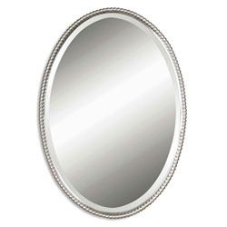 Charmant Oval Bathroom Mirrors Brushed Nickel   Bathroom Mirrors Are A A Powerful  Way To Way To Perform Your Room.