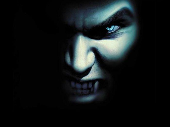 dark vampire wallpaper