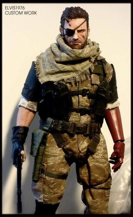 Custom Made 1 6 Scale Punished Snake Mgs V By Sebastian Bontemps Elvis1976 Gaming Konami Mgs Snake F Metal Gear Snake Metal Gear Metal Gear V Venom snake , also known as punished snake , is a fictional character from konami's metal gear video game series. scale punished snake mgs v