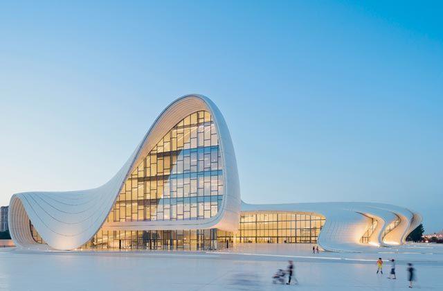 Heydar Aliyev Cultural Centre Baku Interni Magazine Zaha Hadid Design Zaha Hadid Architecture Zaha Hadid