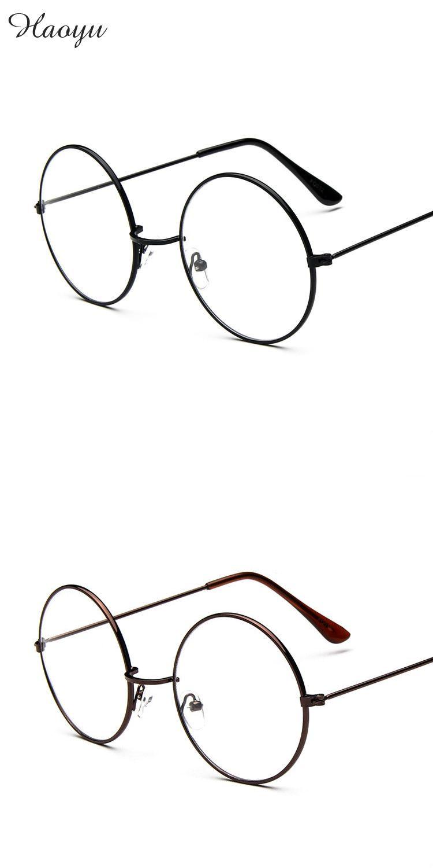 haoyu Fashion wizard Harry potter type glasses frames men women ...