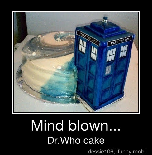 I have decided that my birthday wouldn't complete without this cake! Haha