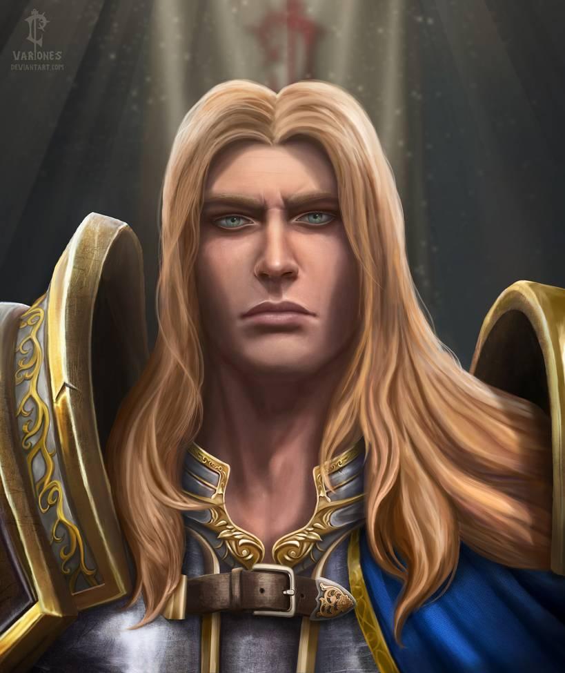Arthas Menethil: Warcraft III reforged by Variones on ...