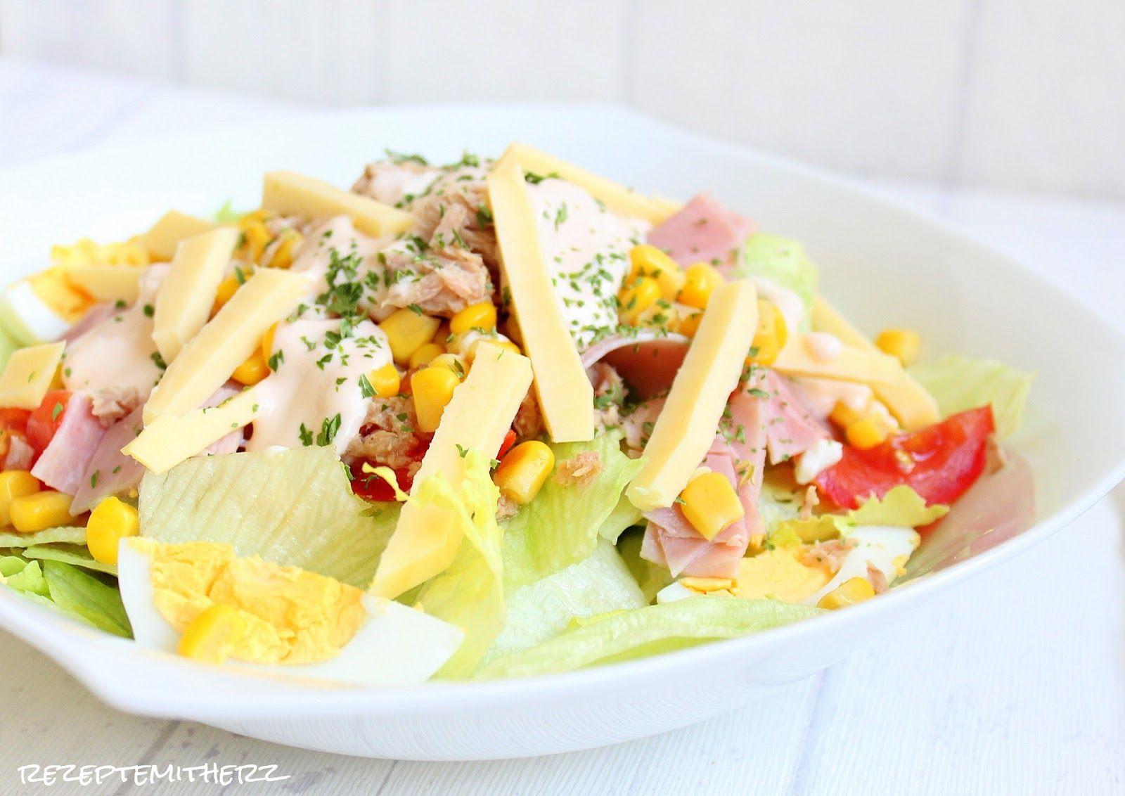 Salat capricciosa zutaten