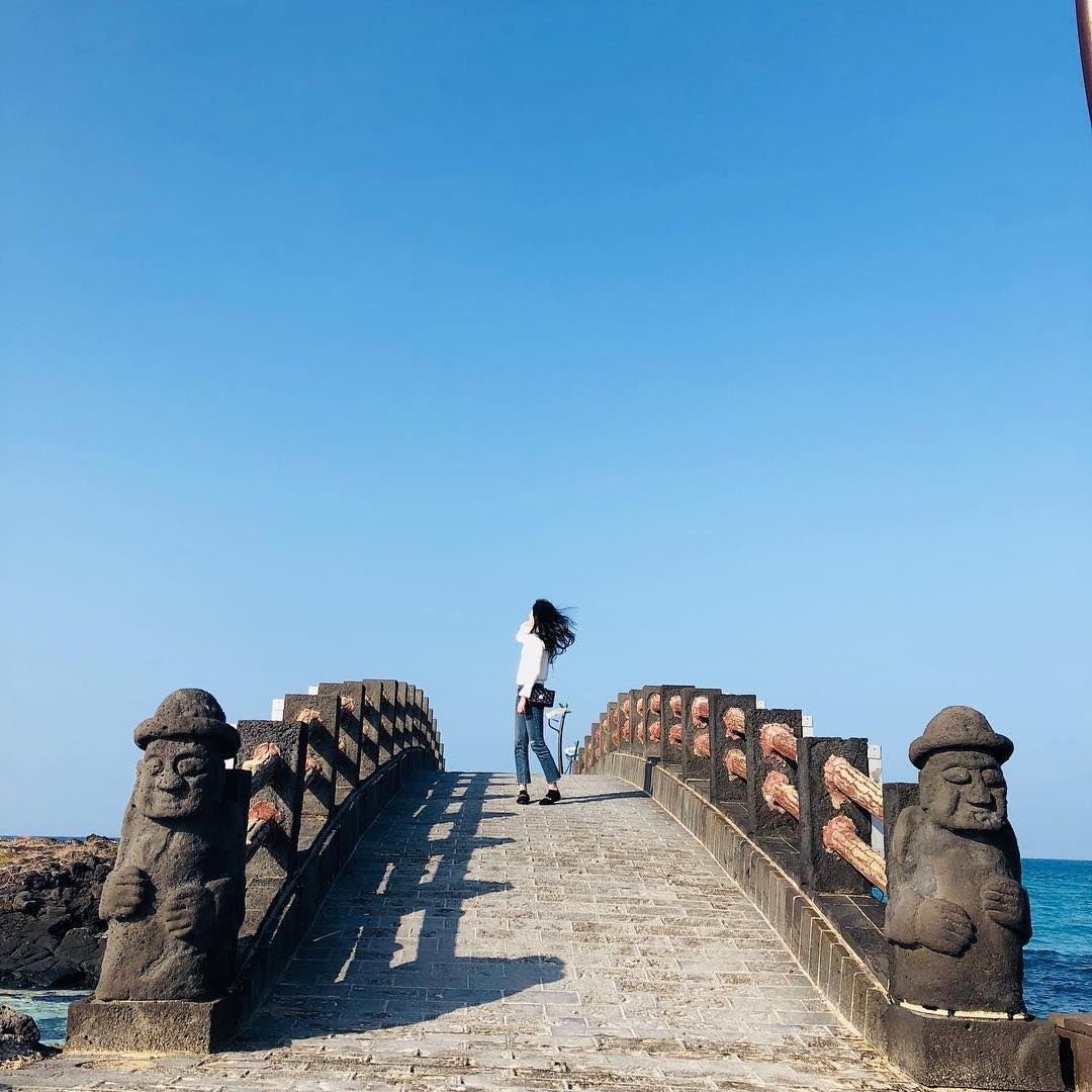 Jeju Island Beaches: Hamdeok Seubong Beach (With Images)