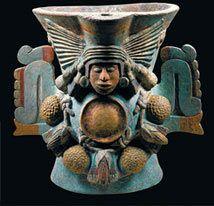 """""""Fuego es mi espiritu.""""  Tlazos a Huehueteotl, el sagrado copal, y el sagrado sahuamdor."""