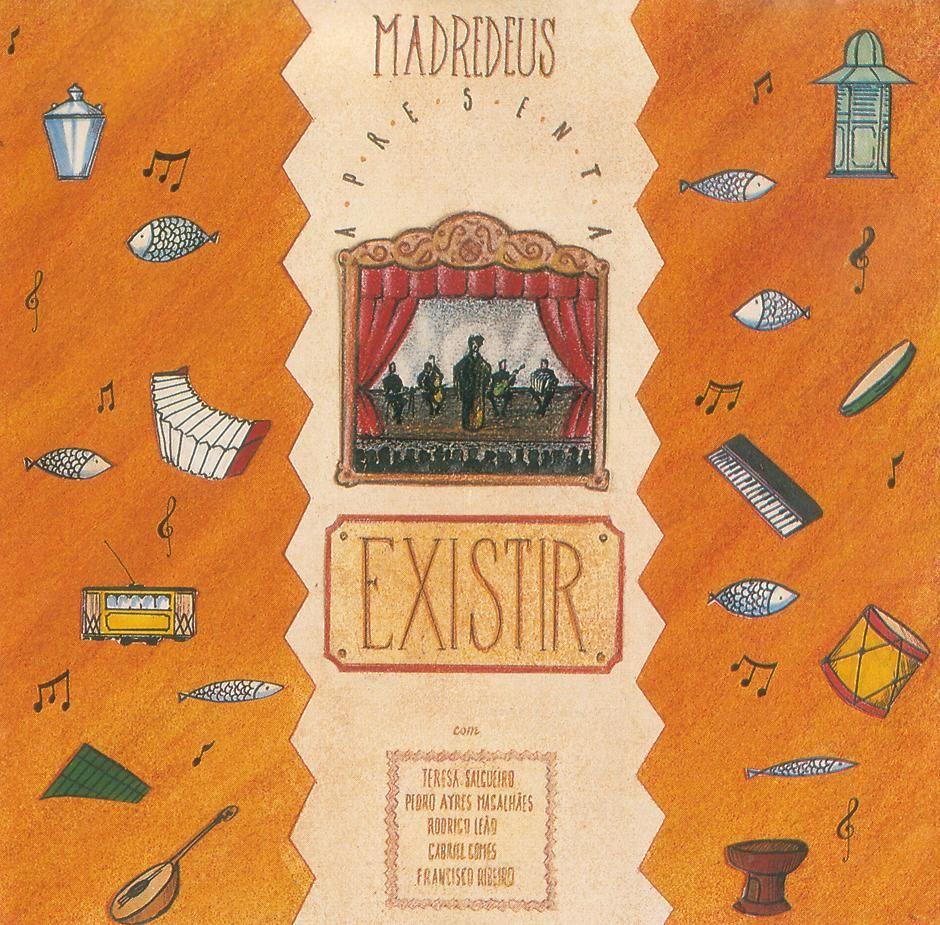 Existir Madredeus 1990 Portadas De Discos Music Games Portadas