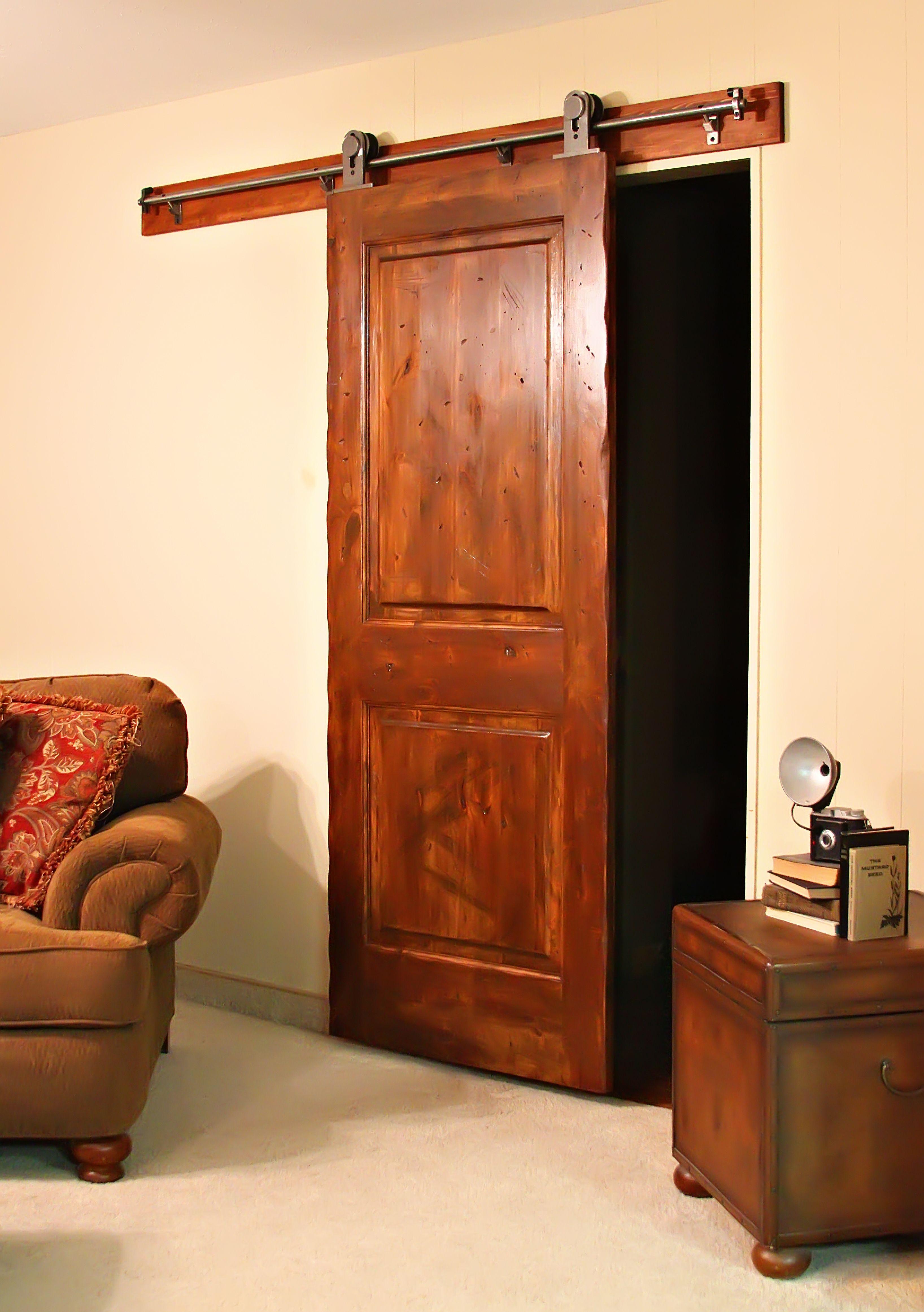 interior barn door  new house  pinterest  barn door hardware  - interior barn door