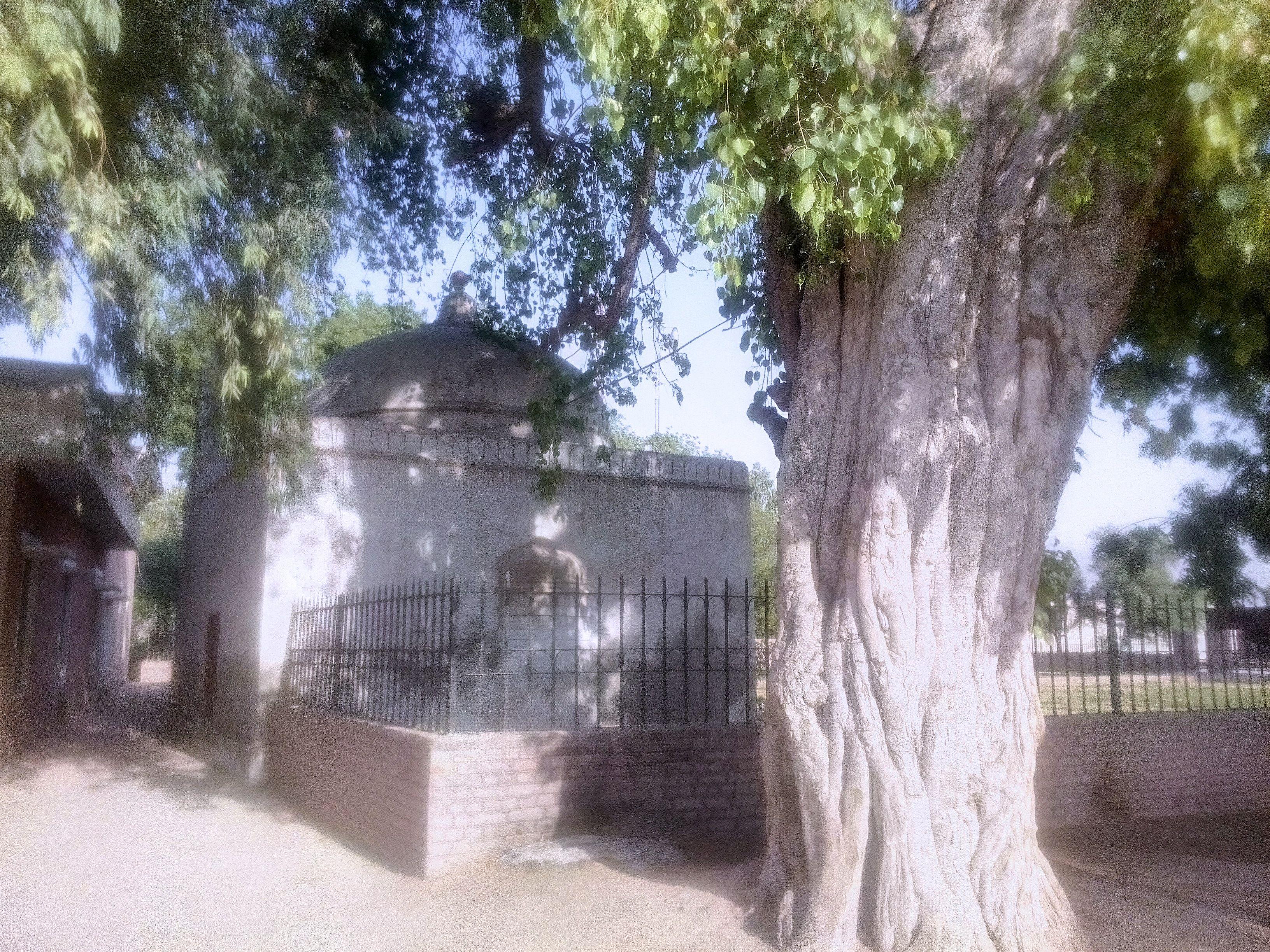 The Old Mosque of Serai Siddhu