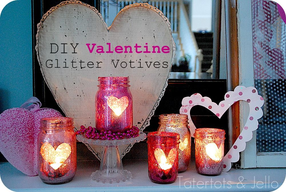 21 mason jar ideas diy valentine header and jar 21 mason jar ideas solutioingenieria Image collections