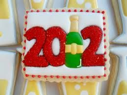 new years eve party desserts - Google Search