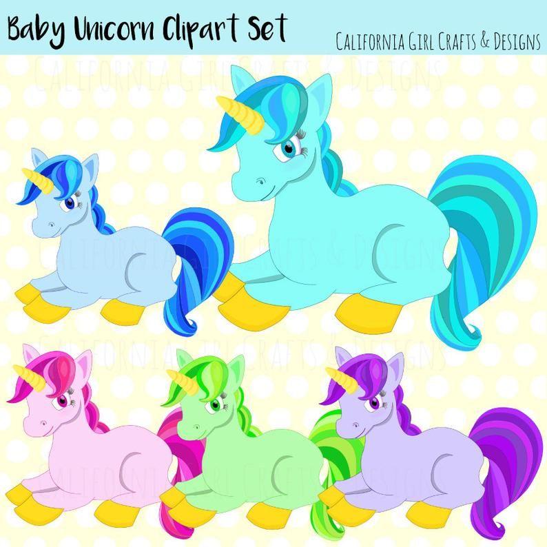 Unicorn clipart watercolor cliparts rainbow clip art | Etsy in 2020 | Clip  art, Unicorn illustration, Unicorns clipart