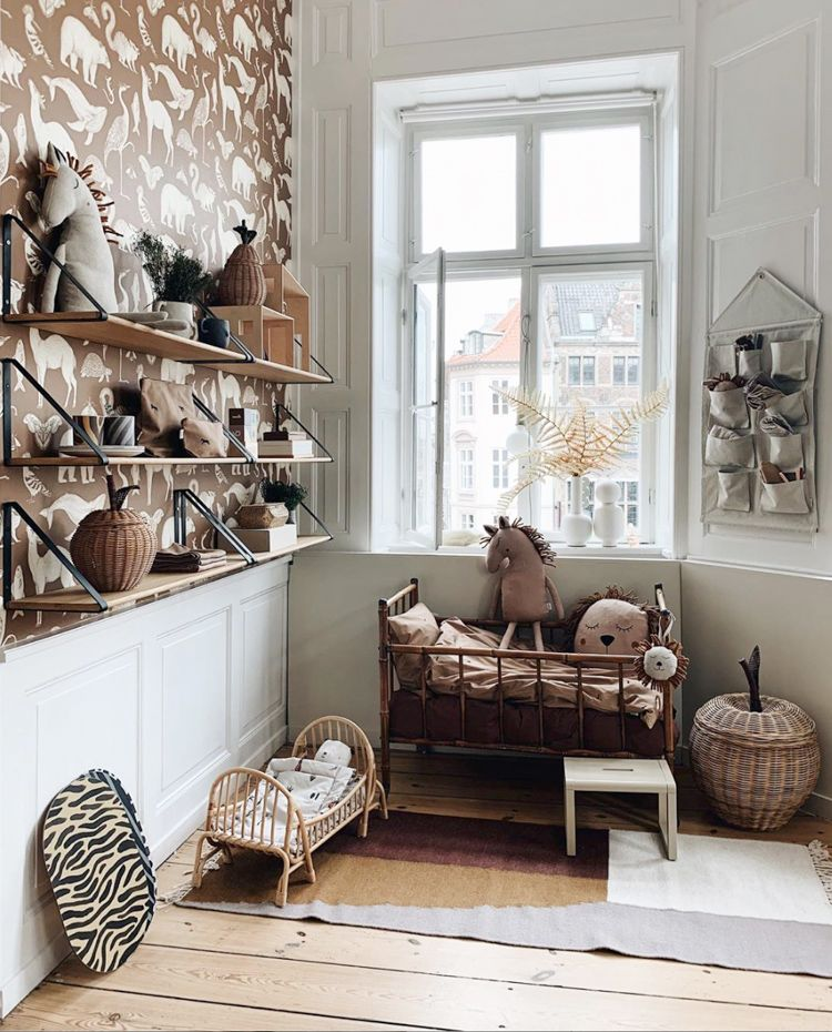 My Scandinavian Home Peek Inside A Family Home In The Danish Fishing Village Off Dragor My Scandinavian Home Kids Interior Neutral Kids Room
