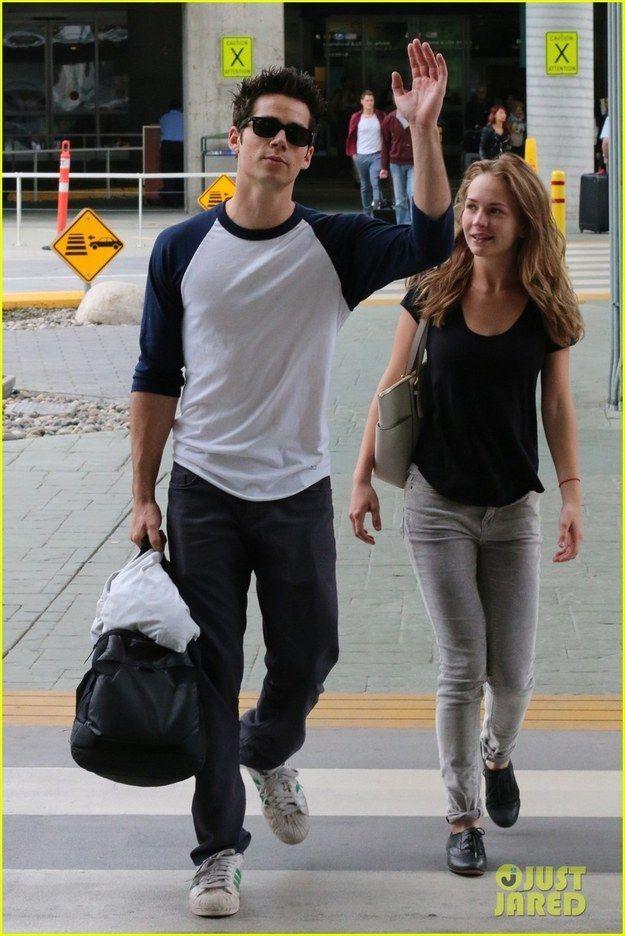 hvor lenge har Dylan o Brien vært dating Britt Robertson