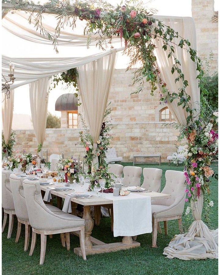 47++ Romantic themed wedding reception information