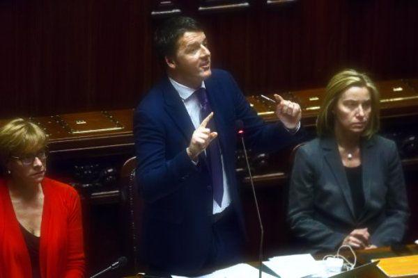 Renzi incassa la fiducia anche dalla Camera  http://tuttacronaca.wordpress.com/2014/02/25/renzi-incassa-la-fiducia-anche-dalla-camera/