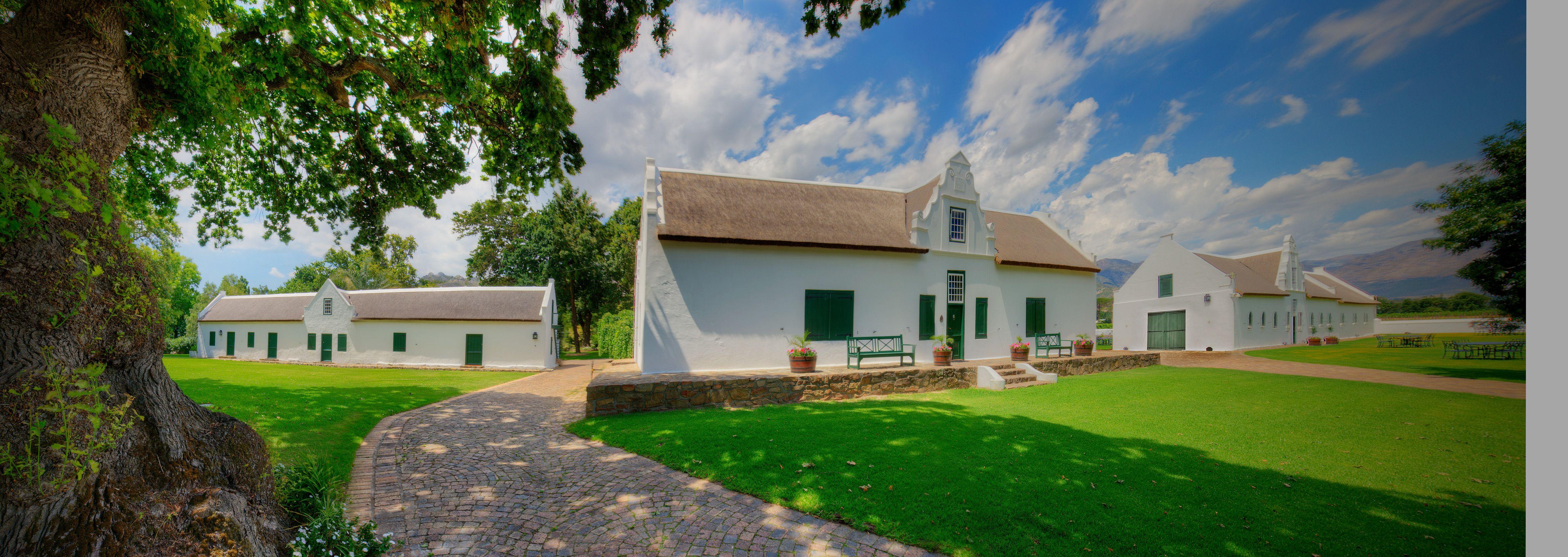 La Motte Jonkershuis Manor House Historic Cellar Lamotte Wine Franschhoek History Art