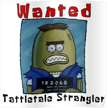 Tattletale Strangler Poster Products