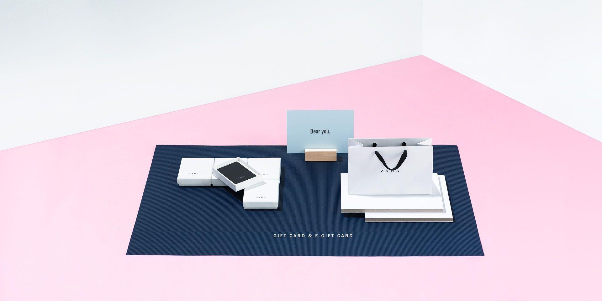 Gift card info in 2020 gift card zara gifts gift