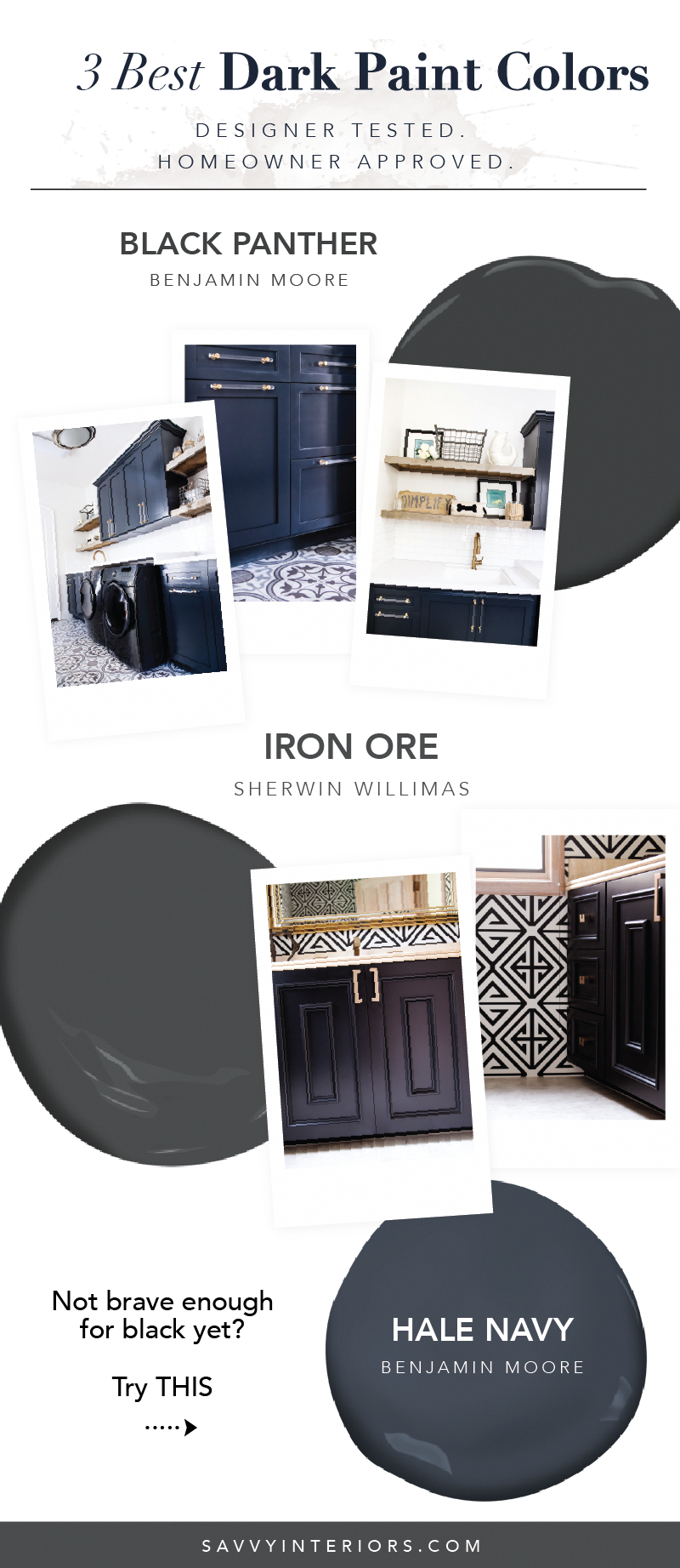 Best Dark Paint Colors for by toprated San Diego Interior