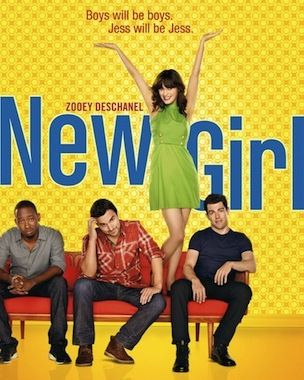 Whos that girl, Its Jess! | Girls tv series, New girl