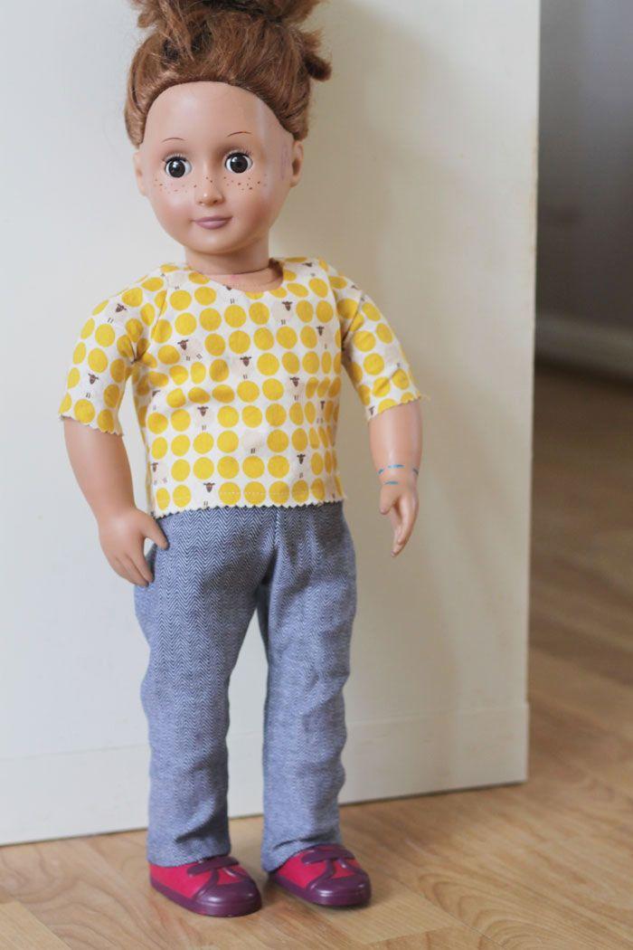 sewing: the eva pants {free 18\