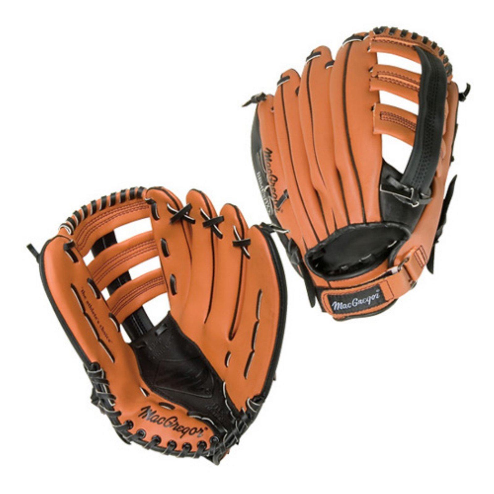 MacGregor BBMESHXX 12.5 in. Fielders Glove Baseball