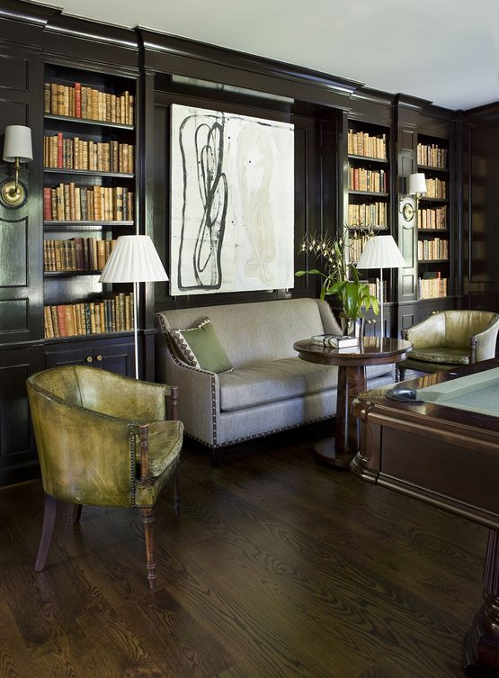 Portfolio Robert Brown Interior Design Dering Hall Interior