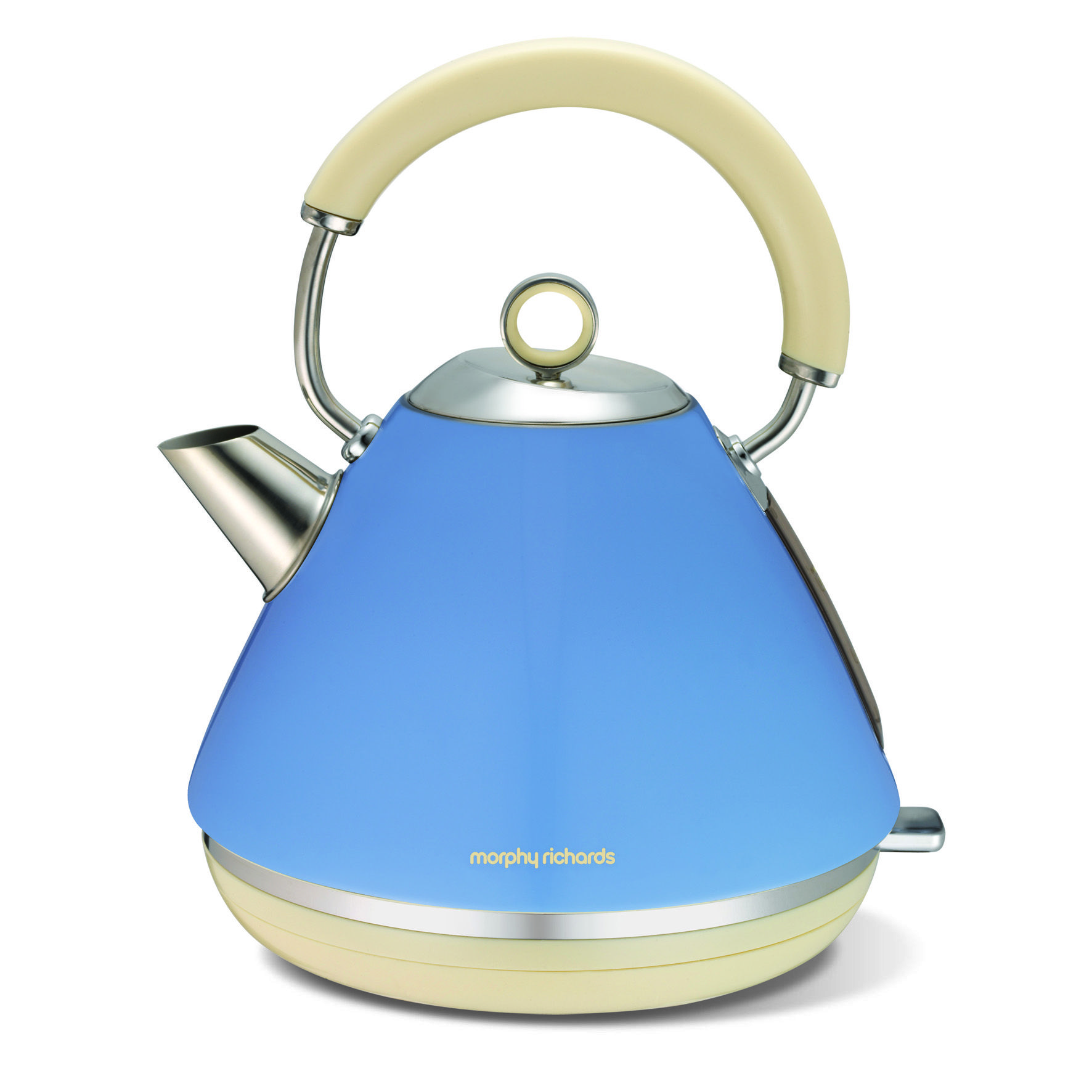 Cornflower Accents Kettle http://www.morphyrichards.co.za/products ...