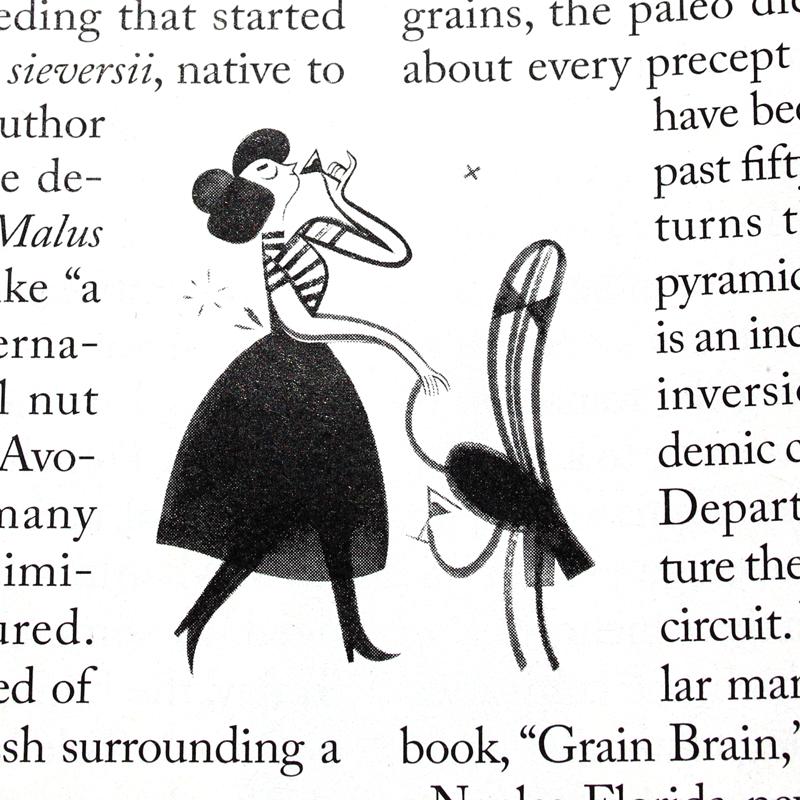New Yorker Spots pt.2 - Roman Muradov | Inspiration | Pinterest