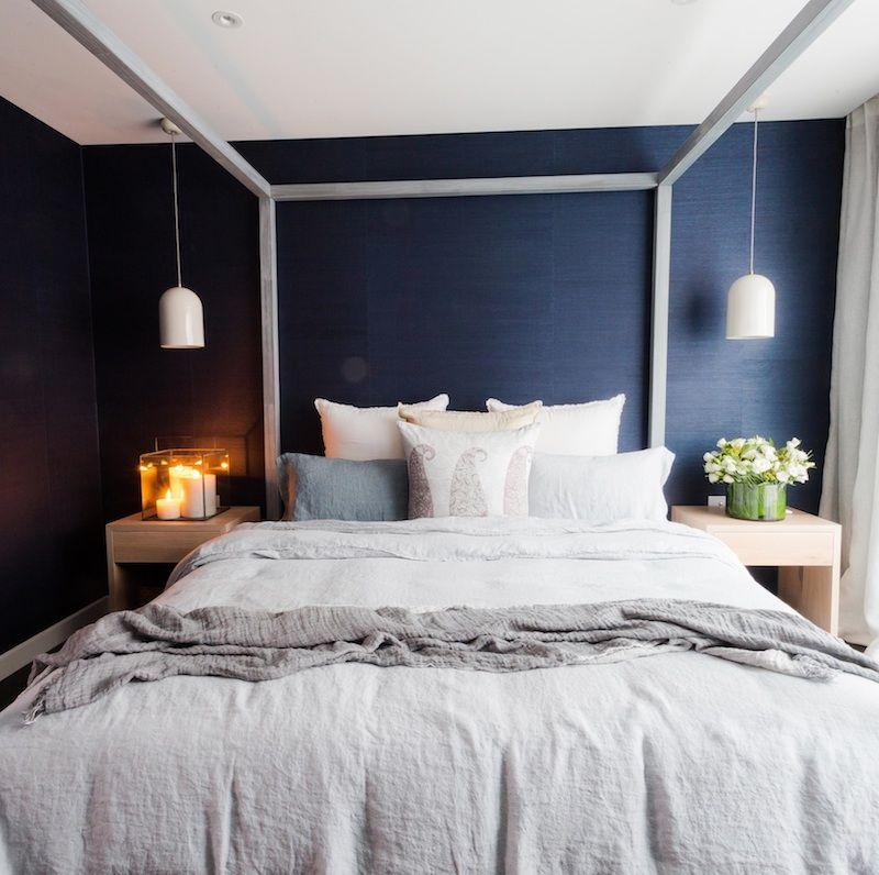 Darren And Deanne Room Reveal 7 Master Bedroom And Dressing Roomthe Block Shop Channel 9 Remodel Bedroom Bedroom Styles Master Bedroom