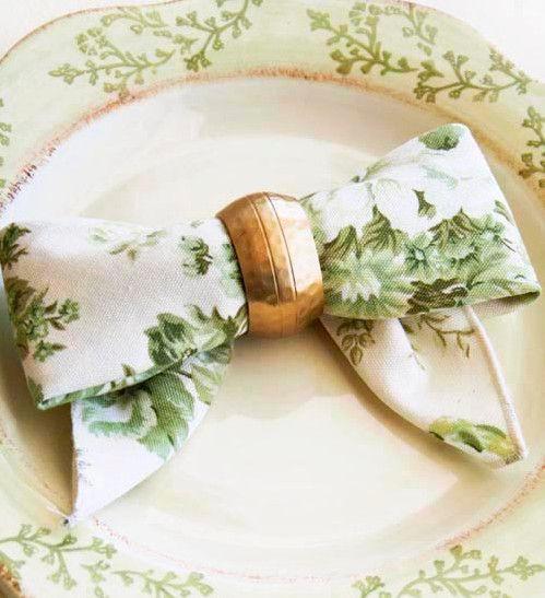 DIY - Servetten vouwen voor een prachtige tafel tijdens kerst