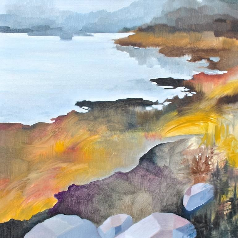 1d4d23978fa0 Saatchi Art Artist Nicole Ida Fossi  Painting