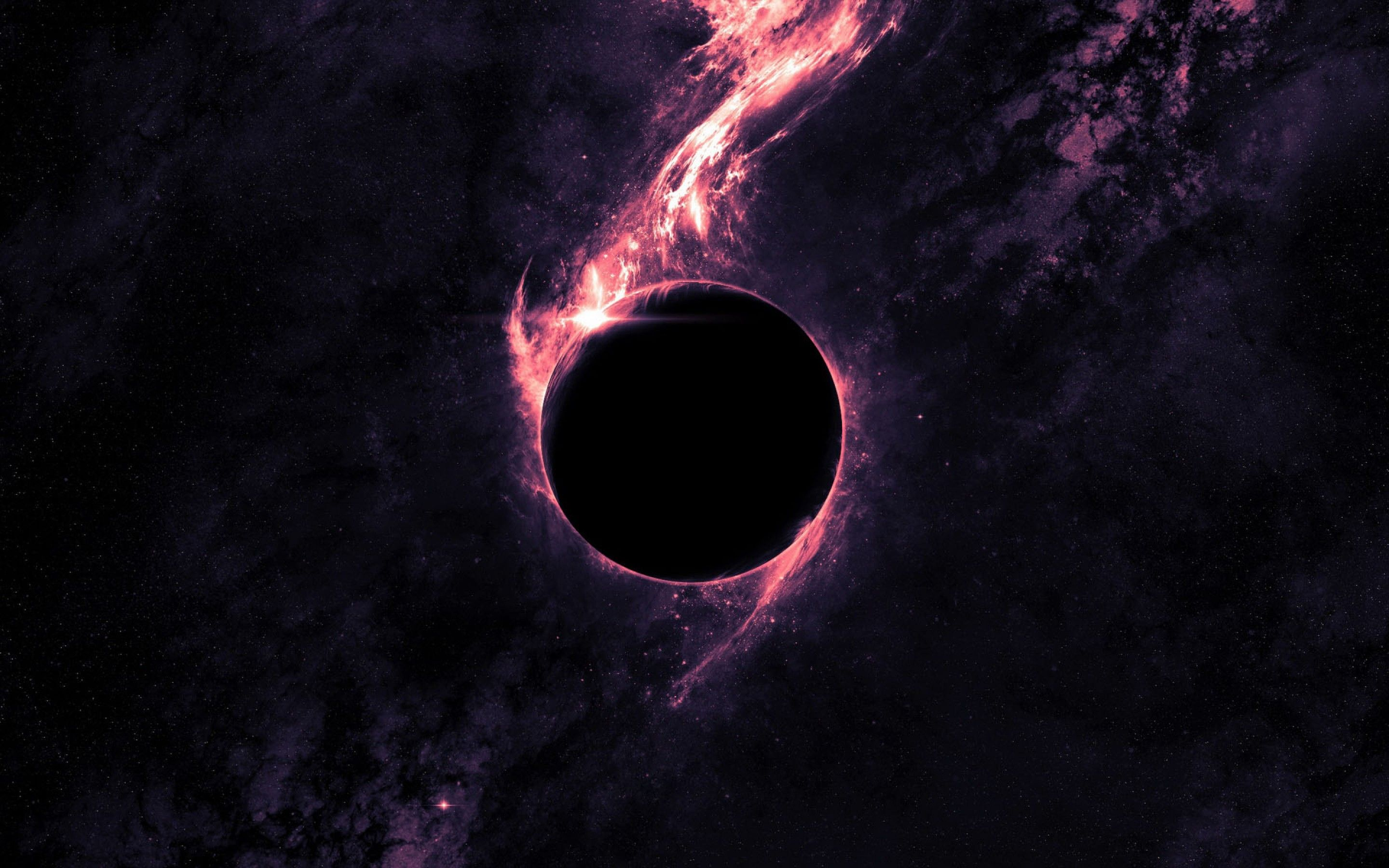 Black Hole | In the outer flow, Space | Free HD wallpapers ...