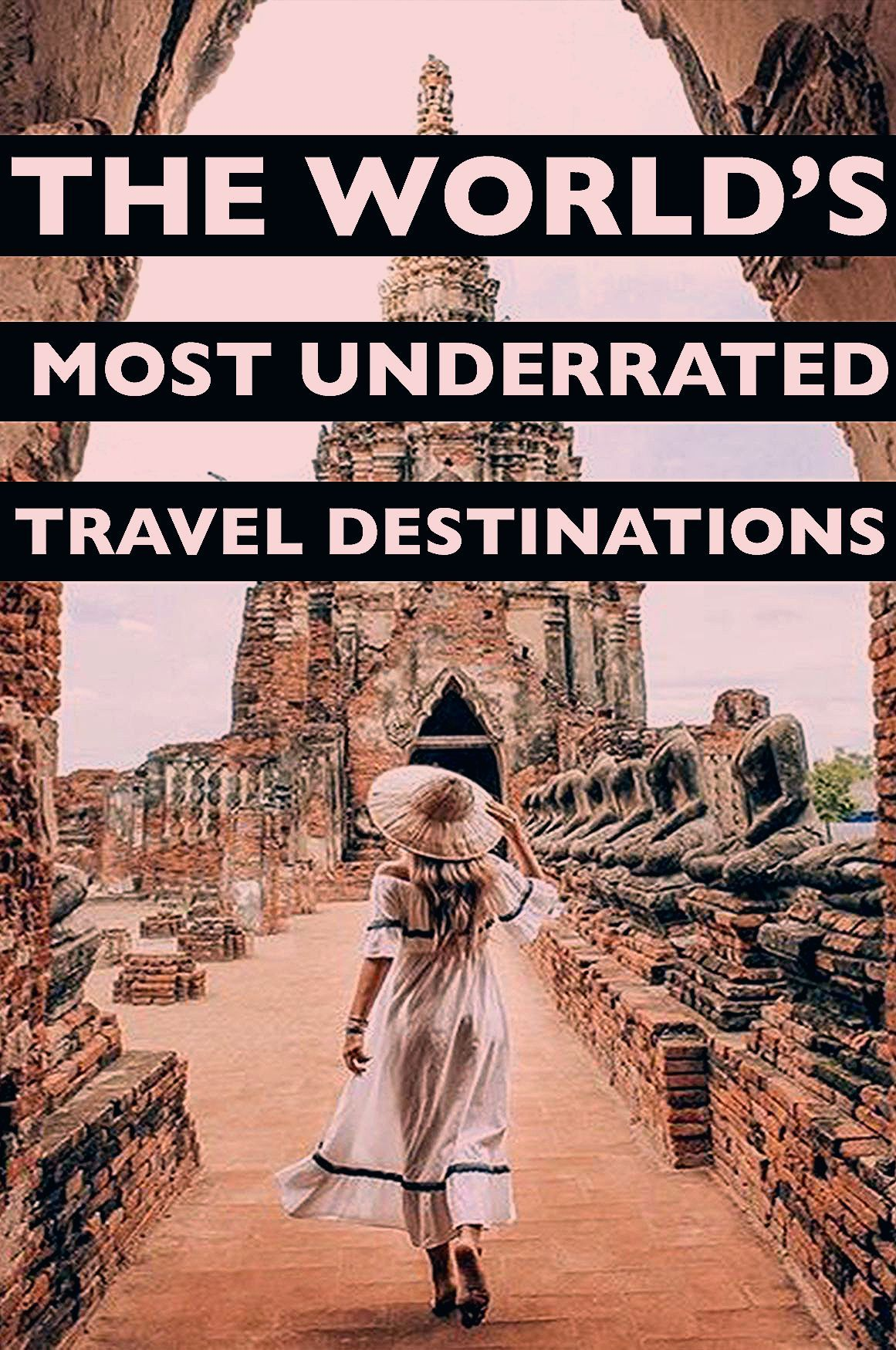 Photo of 11 of The World's Most Underrated Travel Destinations